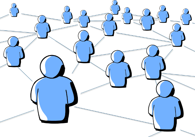 Netzwerk.